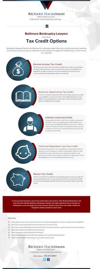 Tax Credit Options